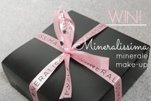 WIN! Mineralissima Minerale Make-up