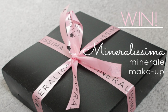WIN! Mineralissima Minerale Make-up