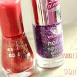 Essence Sparkle Sand Effect & Nail Art Special Effect 3D Glitter Topper