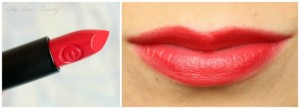 Essence Longlasting Lipstick – Coral Calling & All You Need Is Red