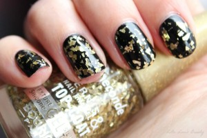 Bourjois Gold Is Back – 1 Seconde Nagellak