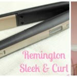 Remington Sleek & Curl S6500 Stijltang