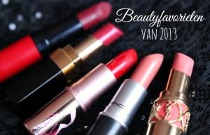 Beauty favorieten van 2013
