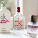 CK One Shock, CK One Red & Calvin Klein Downtown