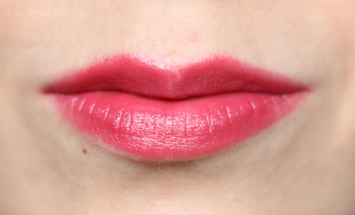 Yves Saint Laurent Rouge Volupté Shine 17 Rose In Tension