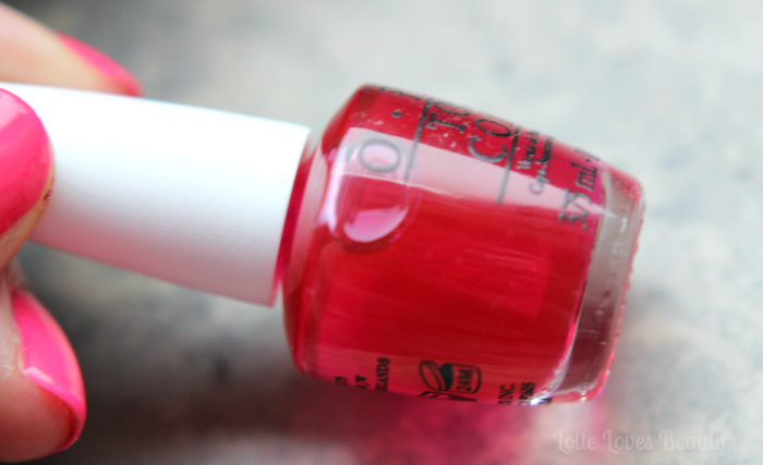 OPI Sheer Tints 4