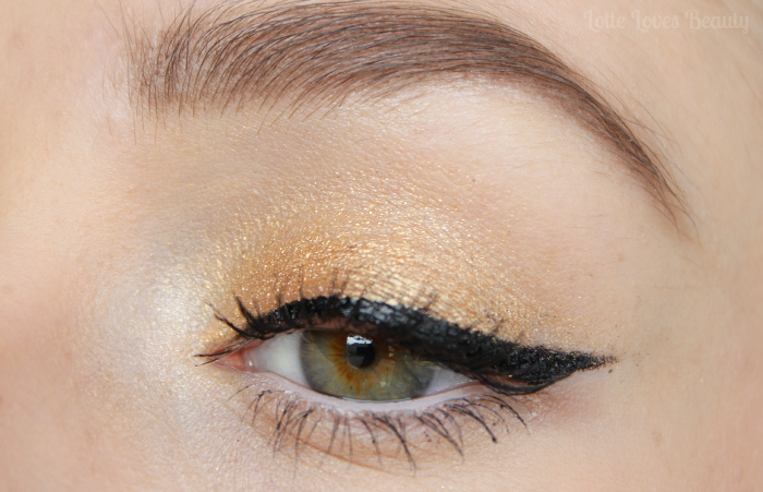 Maybelline Color Tattoo Eternal Gold