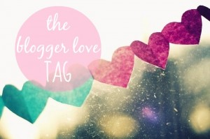 The Blogger Love Tag