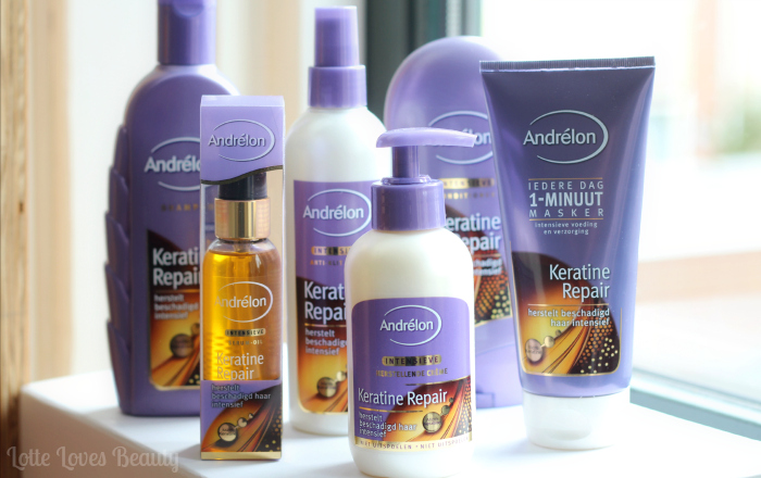 andrelon keratin repair 1