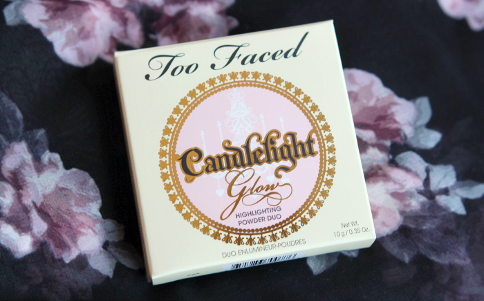 too faced candlelight glow highlighting duo 1