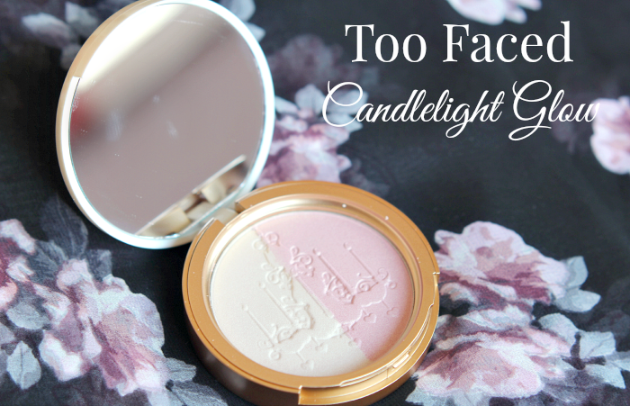 too faced candlelight glow highlighting duo