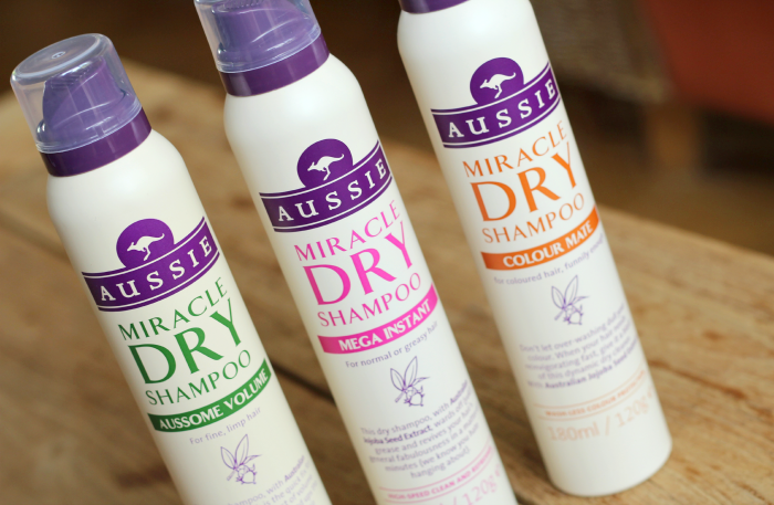aussie miracle dry shampoo 11