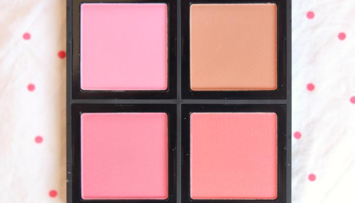 Elf blush palette light lotte loves beauty - Koele kleuren warme kleuren ...