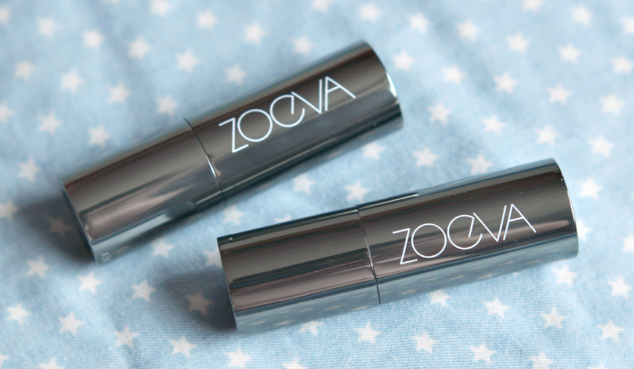 zoeva luxe cream lipsticks 2