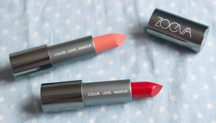 zoeva luxe cream lipsticks 5