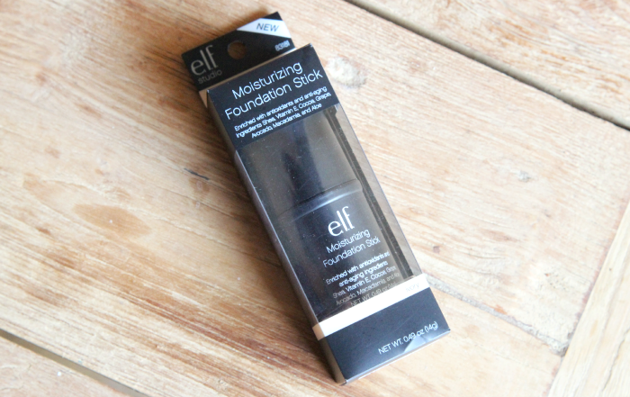 ELF Moisturizing Foundation Stick 2