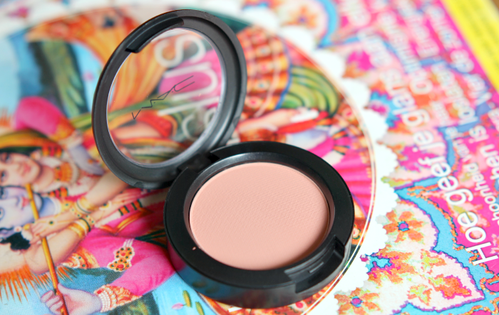 mac powder blush melba 7