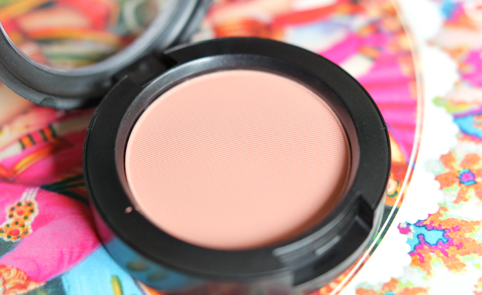 mac powder blush melba 2