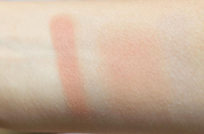 mac powder blush melba 4
