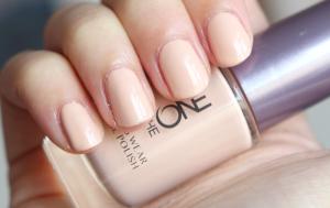 oriflame the one long wear nailpolish 3