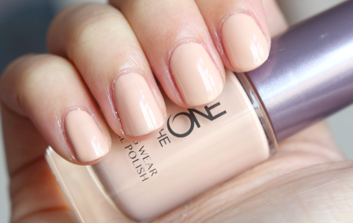 oriflame the one long wear nailpolish 3