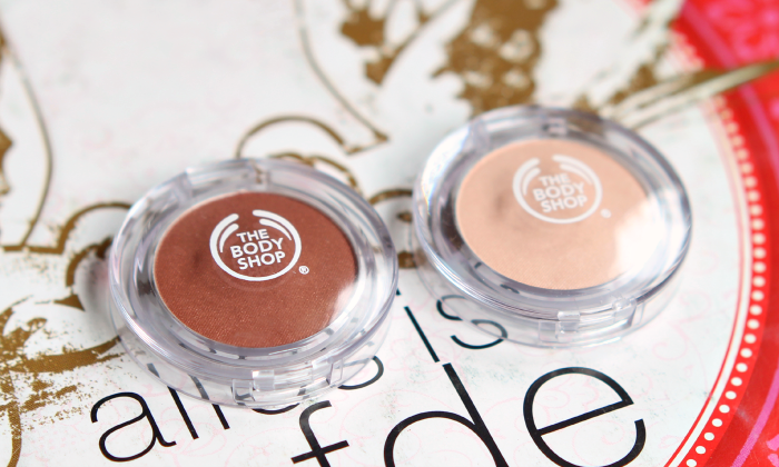 the body shop colour crush eyeshadows 3