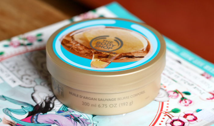 the body shop wild argan oil 2