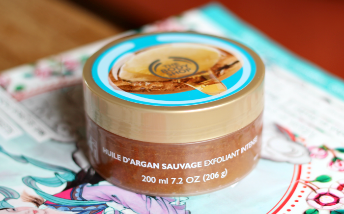 the body shop wild argan oil 9