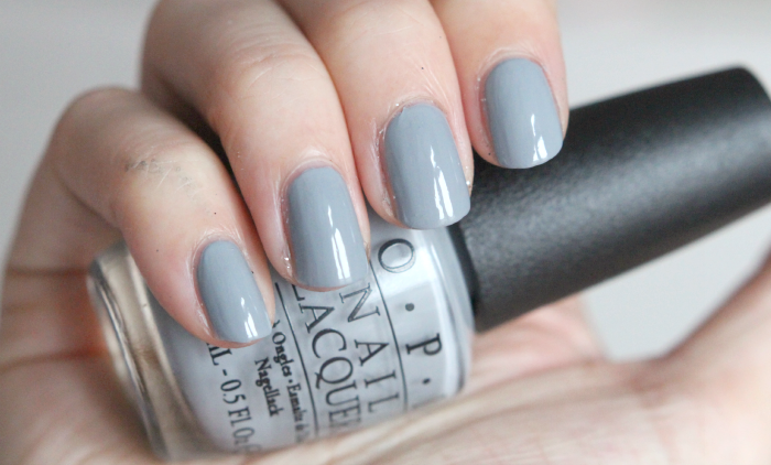 OPI Fifty Shades Of Grey 4