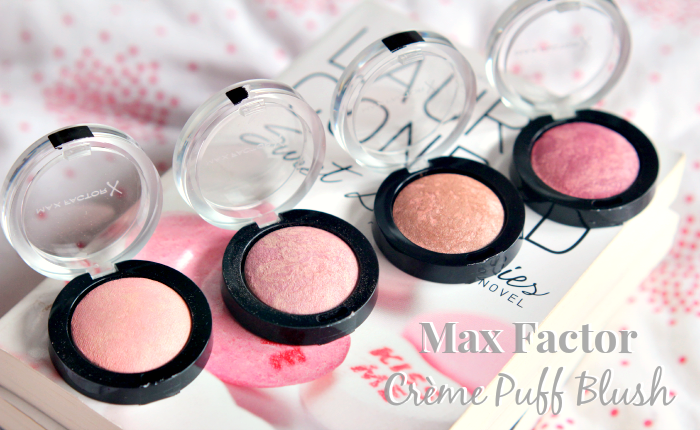 Max Factor Crème Puff Blush