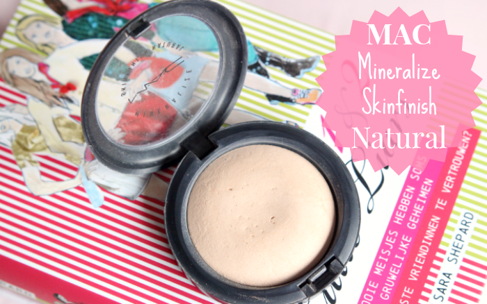 mac mineralize skinfinish natural 6