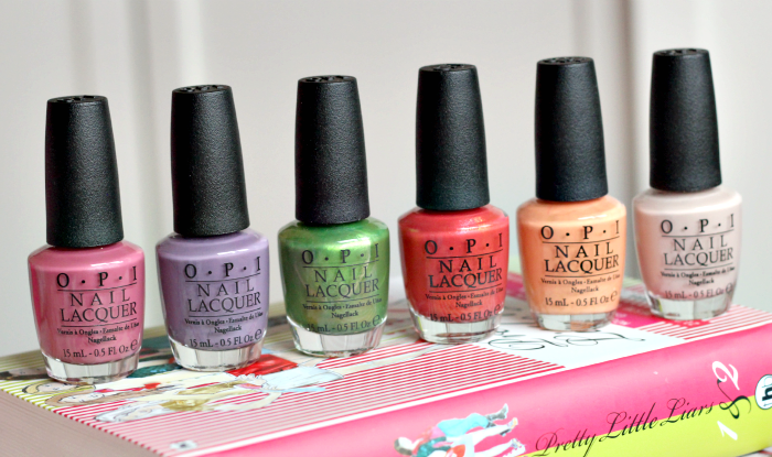 opi hawaii collection 1