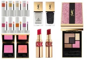 De meest mooie lente make-up collecties