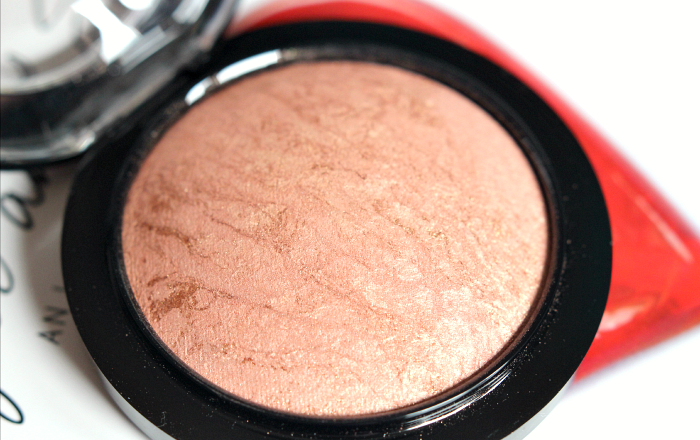 mac mineralize skinfinish cheeky bronze 4