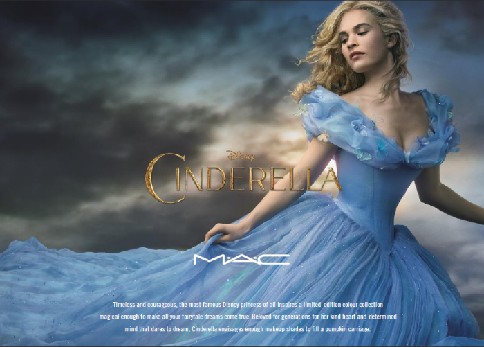 mac cinderella collection 1