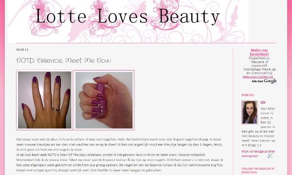 TAG: Mijn eerste blogpost, perspakketjes en oude lay-outs!