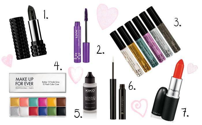 Make-up producten die ik nog mis in mijn collectie