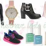 Musthave lente items