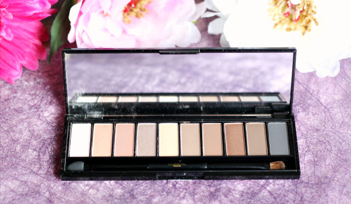 L'Oréal La Palette Nude 4