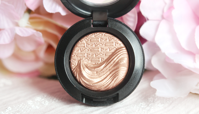 MAC Extra Dimension Eye Shadow Sweet Heat 3