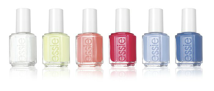 essie surf's up collectie