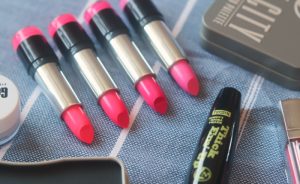W7 Fluorescent Kiss Lipsticks