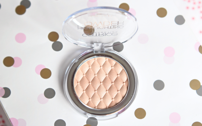 Catrice Highlighting Powder Champagne Campaign 2