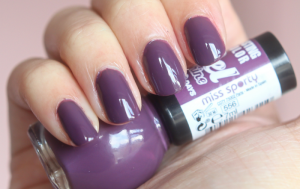 Miss Sporty Lasting Color Gel Shine