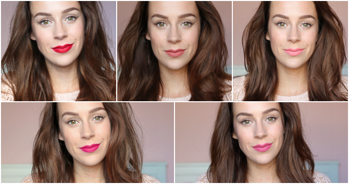 inglot matte lipsticks 15