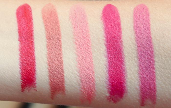 inglot matte lipsticks 4