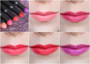 L'Oréal Infallible Matte Lipsticks