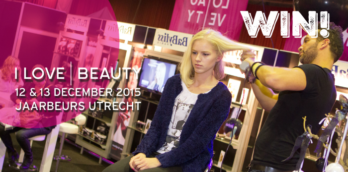 WIN! (10x) Ticket voor het I Love Beauty event!