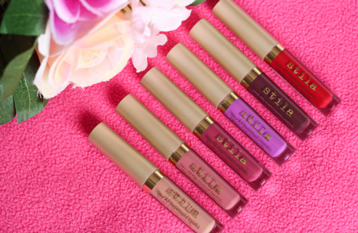 Stila Eternally Yours Liquid Lipstick 3