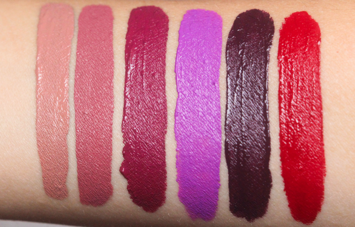 Stila Eternally Yours Liquid Lipstick 4